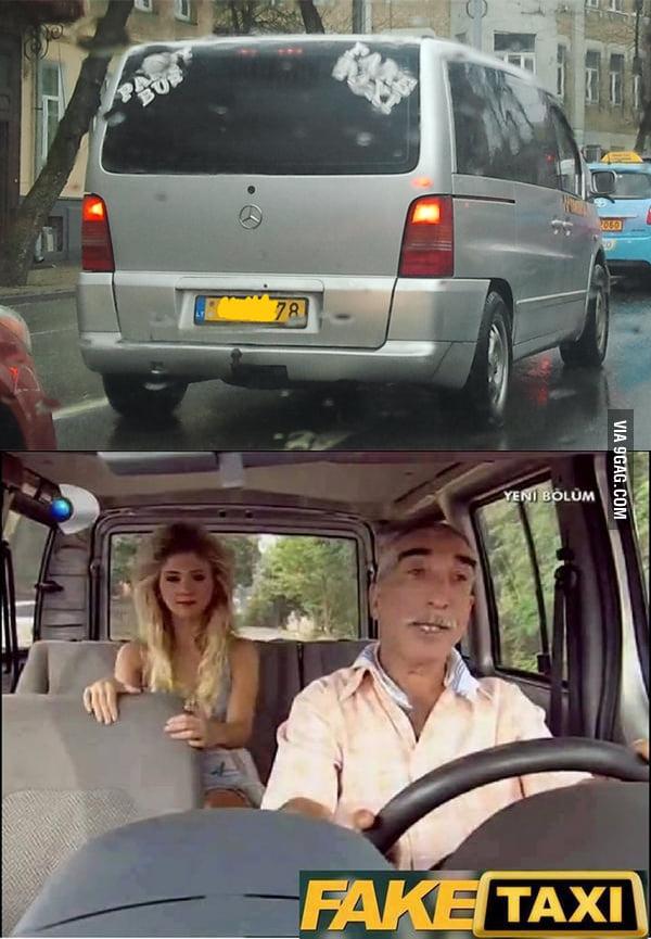 Fak taxi