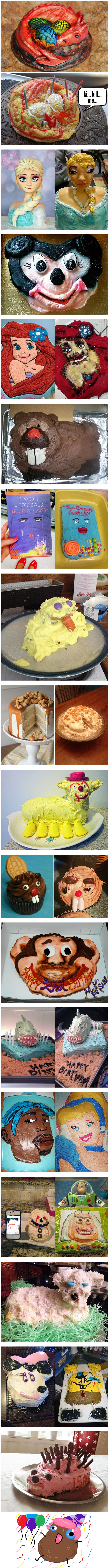 epic cake fails that u0027ll make you question u201cwhat the heck were they