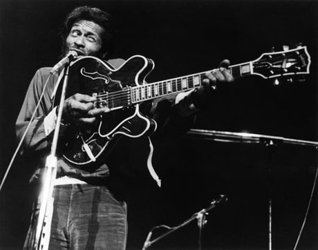 RIP to legendary Chuck Berry
