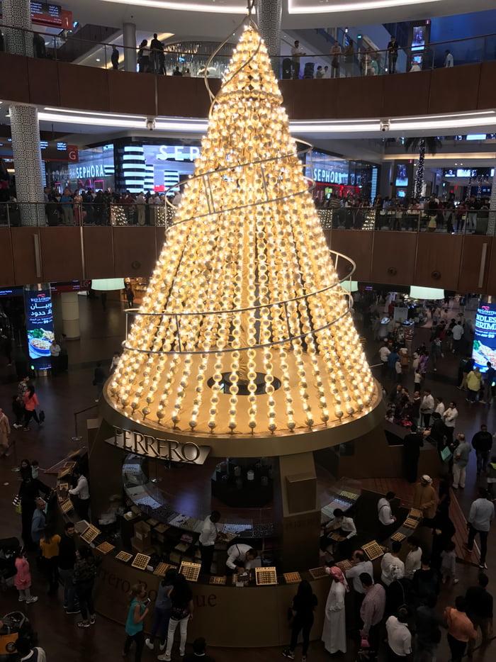 Ferrero Rocher Christmas