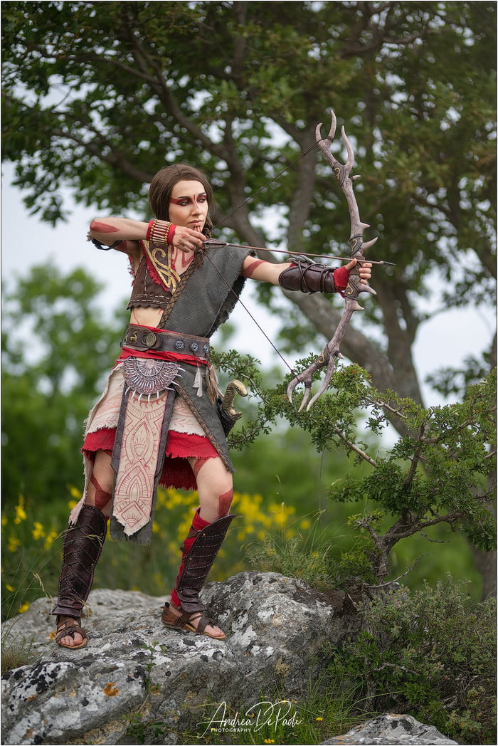 Kassandra Hunter Outfit From Assassin S Creed Odyssey 9gag