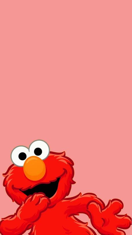 Elmo Pink 9gag