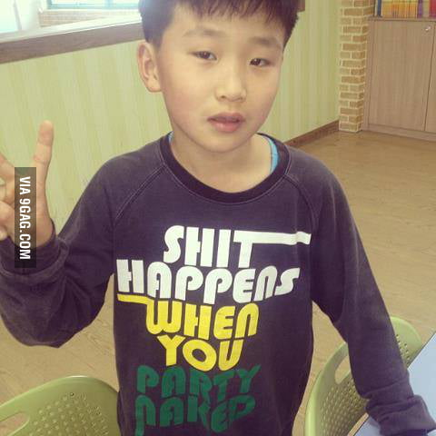 South Korean students know what's up.