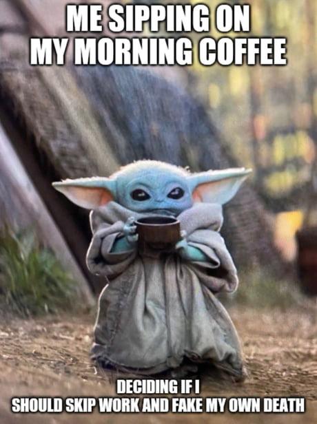 Baby Yoda Memes 4 Life 9gag