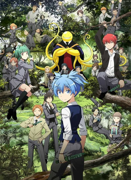 Assassination Classroom Wallpaper 9gag