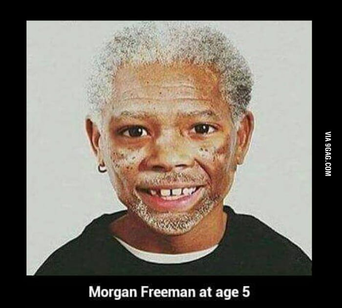Googled Young Morgan Freeman I Wasn T Disappointed