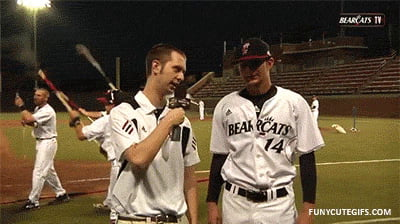 Minor League baseball players troll interviews