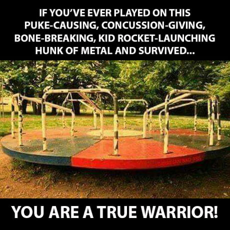 This was the most popular on thr playground