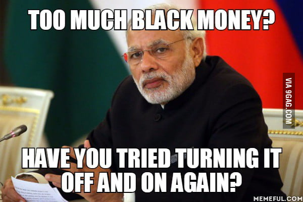 When Indian Prime Minister Is Indian Tech Support 9gag