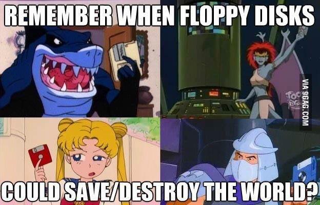 Floppy rules