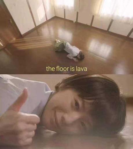 Best 30 The Floor Is Lava Fun On 9gag