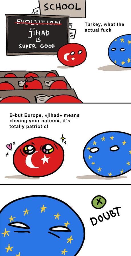 Jihad is love!