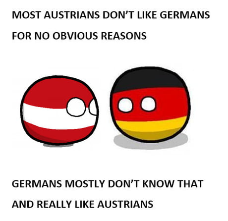 Austria and Germany. Relations