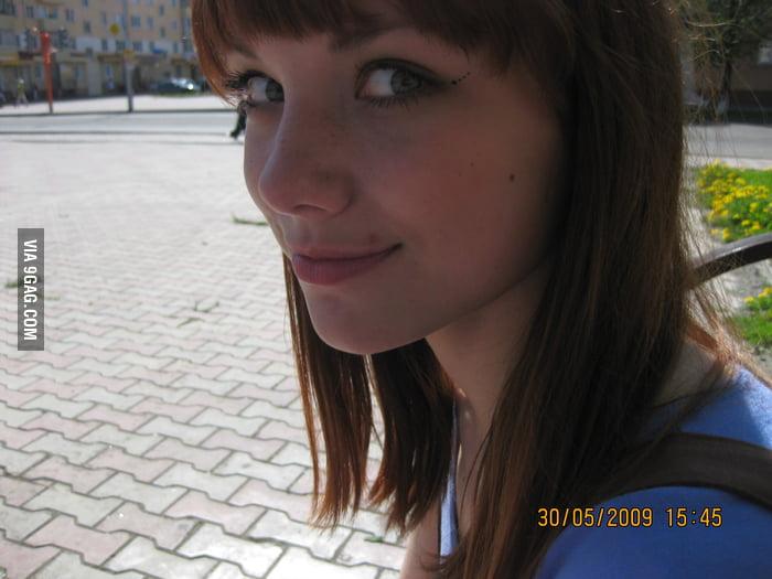 Pretty russian girls
