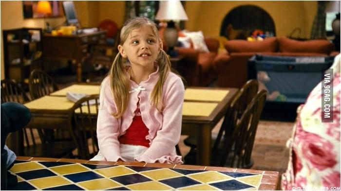 Chloe Grace Moretz In Big Momma S House 2 Feeling Old 9gag