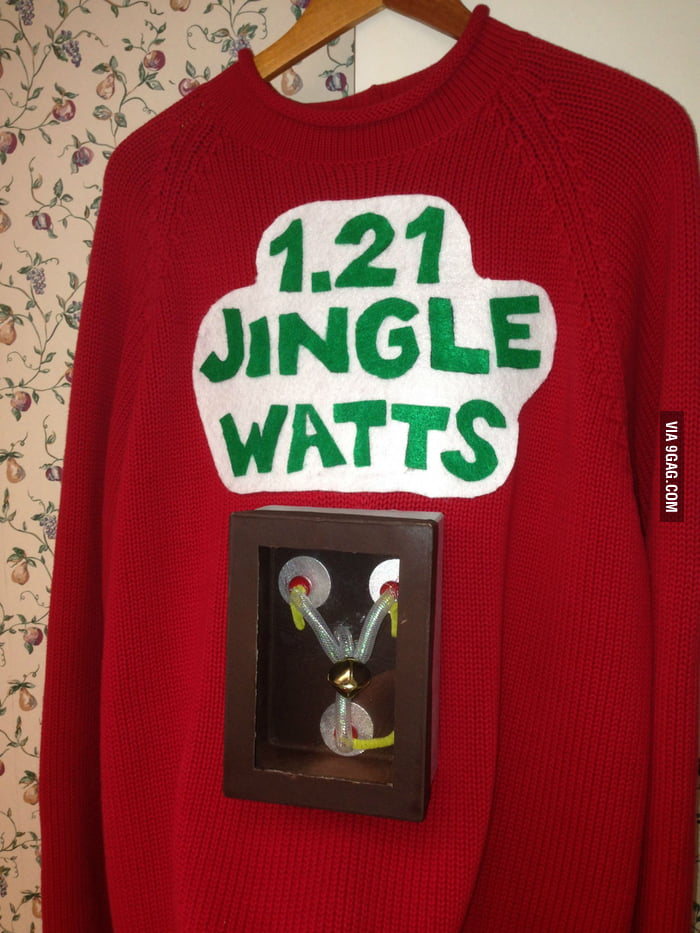The Office Christmas Sweater.For The Office Christmas Sweater Contest 9gag