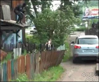 Russian Omon (SWAT), rescuing a hostage.