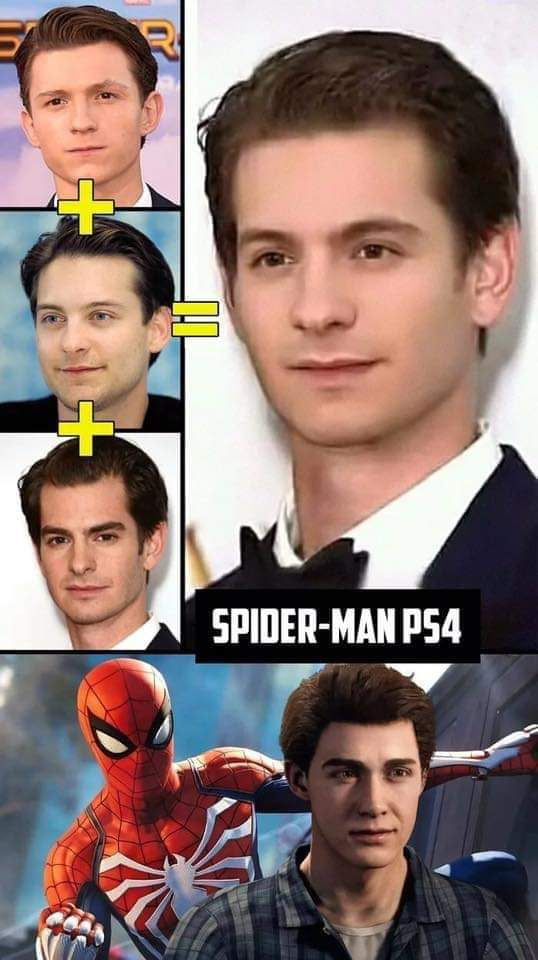 Gimme The Spider Man Pointing Meme 9gag