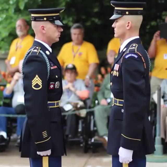 Guard Commander inspection