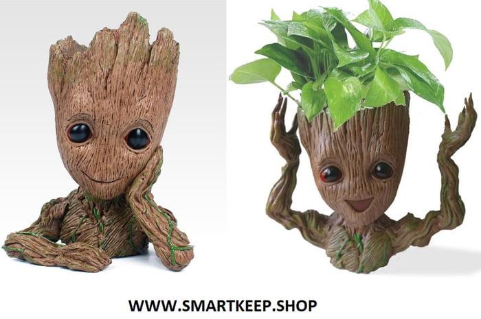 Baby Groot Flower Pot 9gag
