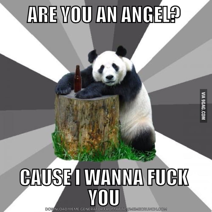 Pickup Line I Heard From A Drunk Guy Today 9gag
