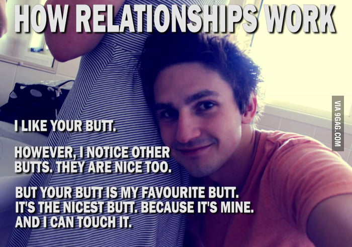 Truth behind relationships.