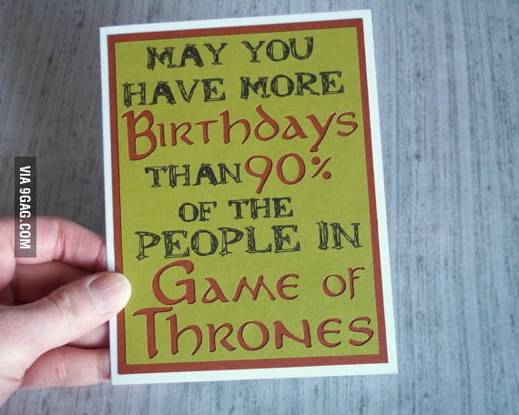 Best birthday card ever 9GAG – The Best Birthday Card Ever