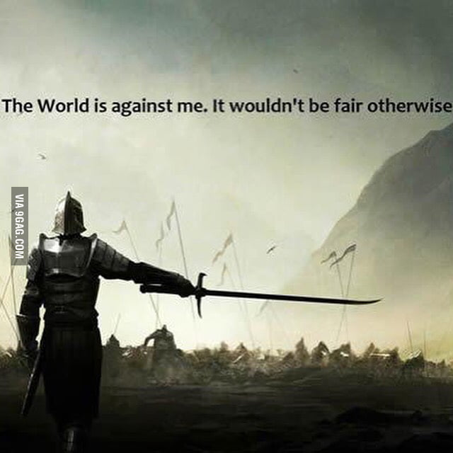 The Quote That Best Describes Me 9gag