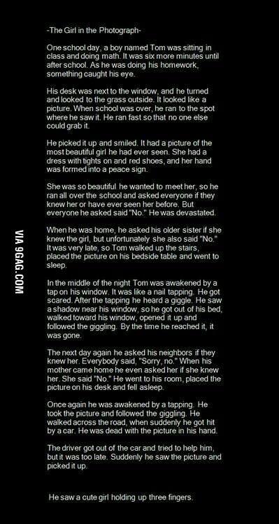 A cute story :) - 9GAG