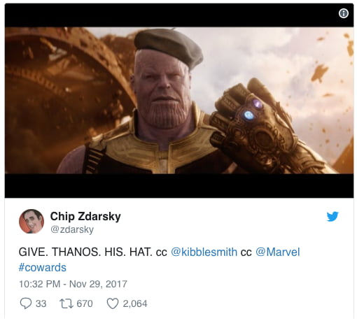 19 Thanos Memes That Make Him More Powerful Than The Infinity