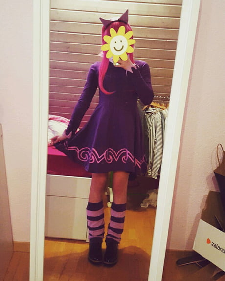 My Annie cosplay~