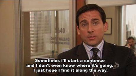 When I enter oral exams