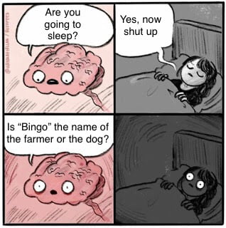 There Was A Farmer Who Had A Dog 9gag