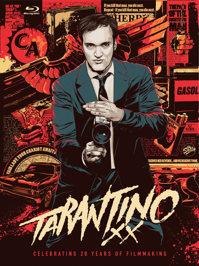 Happy Birthday Quentin Tarantino Director Writer Producer Reservoir