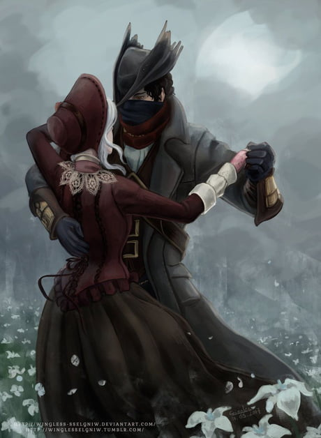 Dance With The Doll Bloodborne Wallpaper 9gag