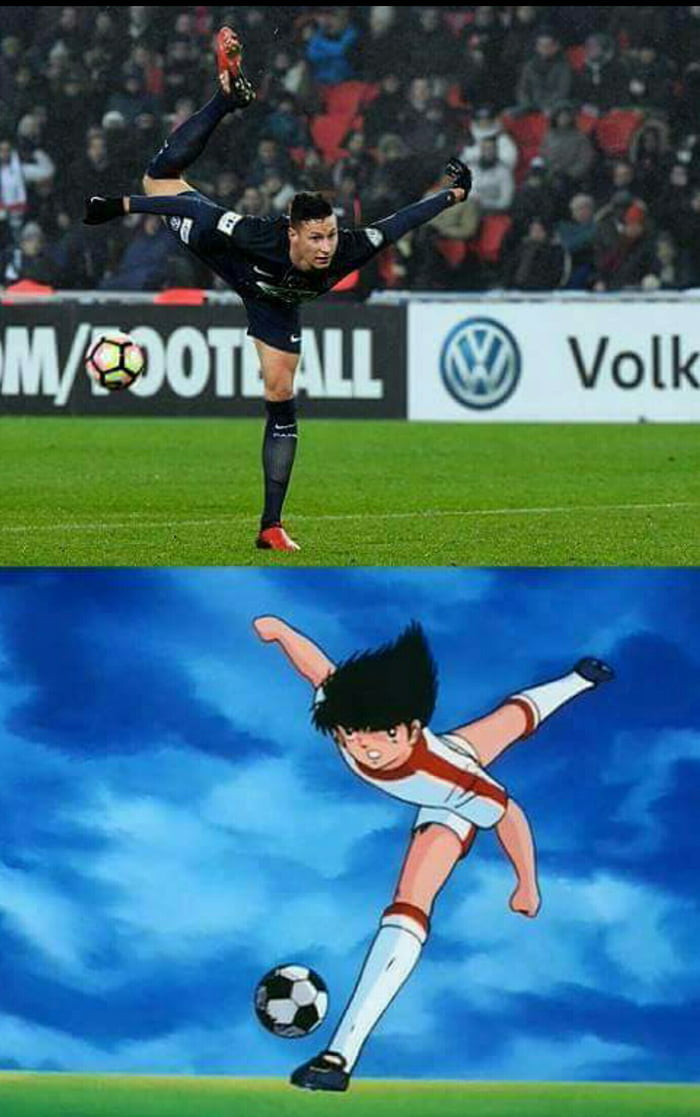 Julian Draxler on his PSG debut, full Tsubasa mode