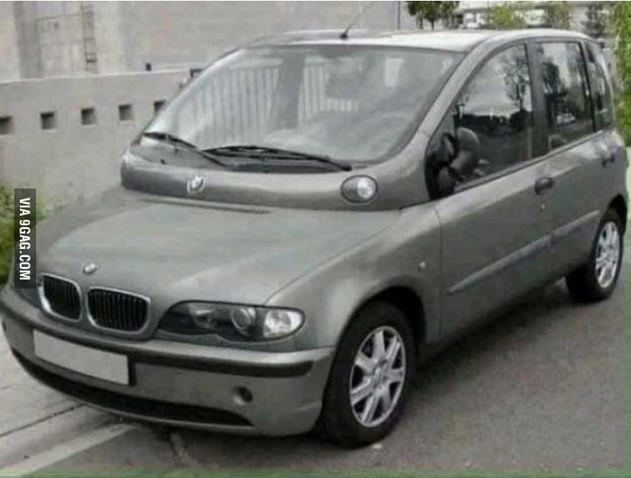 girl what car do you drive me ehhmmm bmw fiat multipla. Black Bedroom Furniture Sets. Home Design Ideas