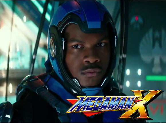 John Boyega Is The Lead Role In The Upcoming Mega Man X
