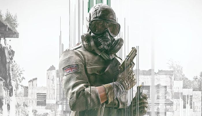 Mute Elite Skin Operation White Noise 9gag