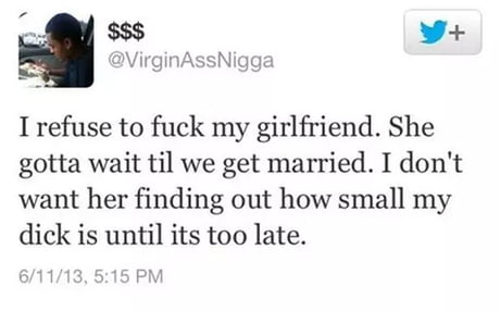 Saving yourself for marriage
