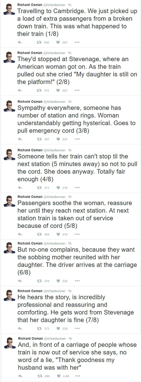 """American woman """"accidentally"""" leaves her daughter on a British train platform"""