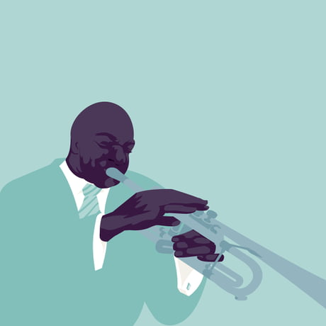 Trumpeter Plays Cool Bossa Nova (Brazilian World Music Day!) OC