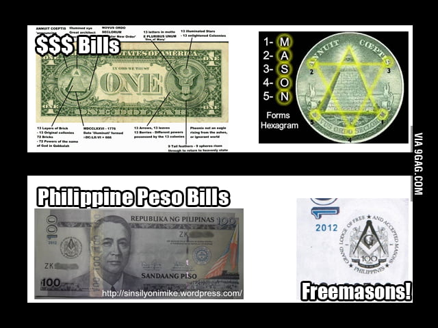 With All This Talk About The Illuminati And Freemason Symbols On