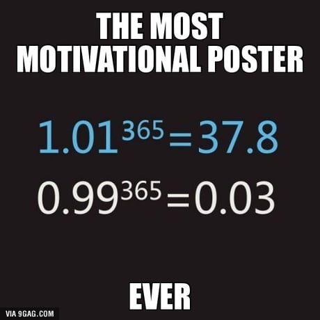 The Most Motivational Poster Ever 9gag