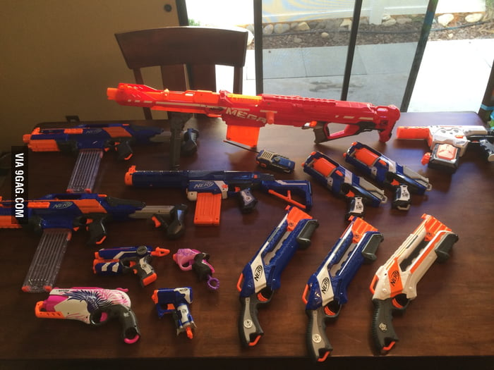 Nonprofit seeks to break world record, fight bullying through Nerf gun fight