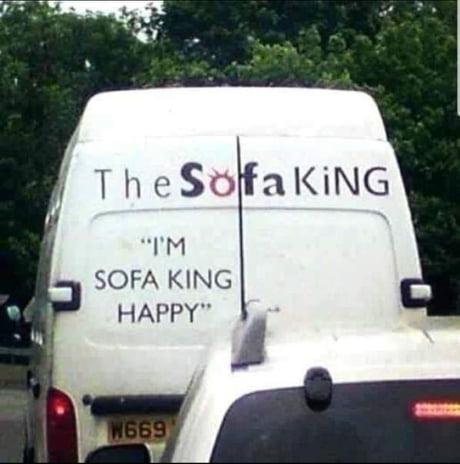 Are You Sofa King Hy 9gag