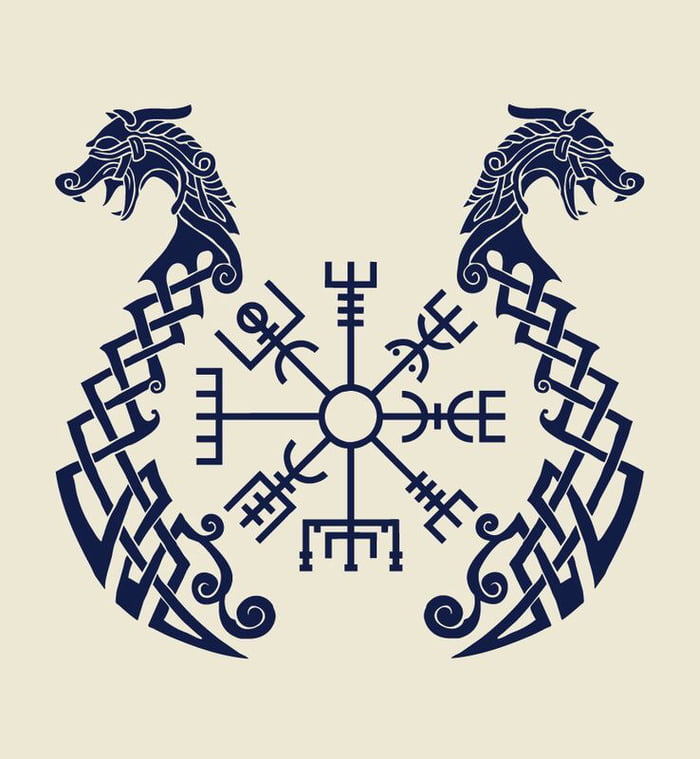 Someone Who Knows About Norse Symbols I Want To Know About The