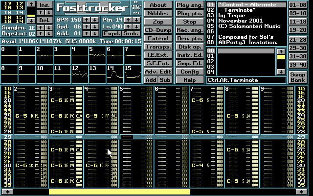 Did anybody here use this bad boy music maker programme