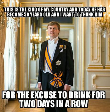 King willem alexander of the netherlands