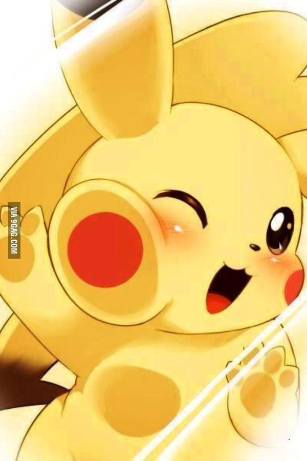 Kawaii pikachu 9gag - Image pikachu ...